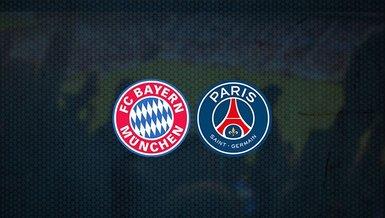 Bayern Münih - Paris Saint Germain (PSG) maçı ne zaman, saat kaçta ve hangi kanalda canlı yayınlanacak? | UEFA Şampiyonlar Ligi