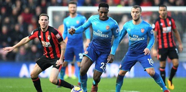 Arsenal 4 dakikada tepetaklak oldu!