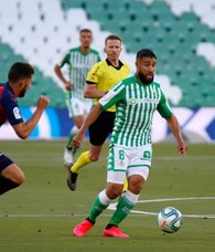 Real Betis 3-0 Osasuna | MAÇ SONUCU