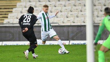 Bursaspor 11 maçta yine 13 puan topladı!