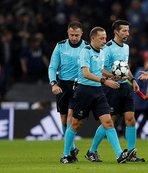 Almanya Futbol Federasyonu'ndan Çakır'a davet
