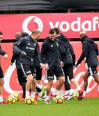 Beşiktaş, Medipol Başakşehir'e hazır