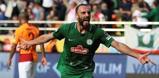 Galatasaray 5 milyon Euro verse Rizespor Muriç'i satar