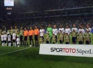Fenerbahçe - Beşiktaş (Spor Toto Süper Lig 5. hafta mücadelesi)
