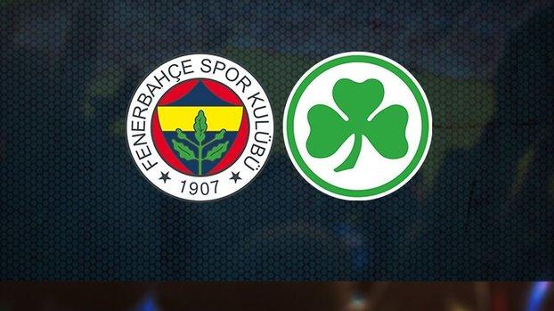 Fenerbahçe Greuther Fürth maçı canlı skor