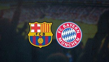 Barcelona - Bayern Münih maçı ne zaman? Saat kaçta ve hangi kanalda canlı yayınlanacak? | UEFA Şampiyonlar Ligi