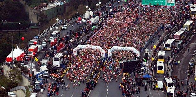 Vodafone İstanbul Maratonunda 90 elit atlet yarışacak