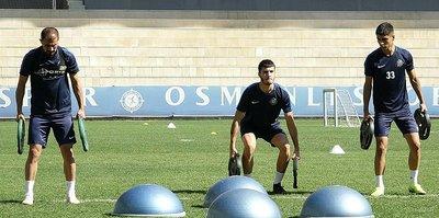 Osmanlıspor'da Hatayspor maçı hazırlıkları sürüyor
