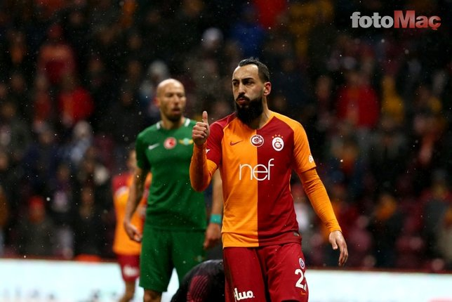Kostas Mitroglou'dan Fatih Terim itirafı!
