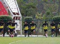 Fenerbahçe çalışmalarını Riva'da sürdürdü!
