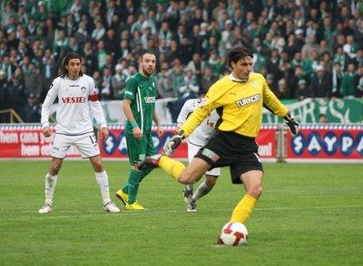 Bursaspor - Manisaspor (TSL 25. hafta maçı)