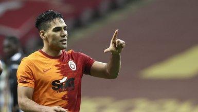 Son dakika: Galatasaray'da Radamel Falcao şoku! Corona virüsü...