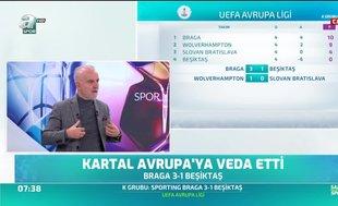 Turgay Demir: Ben sadece hoca gitmedi zannediyordum ama Beşiktaş da gitmemiş maça