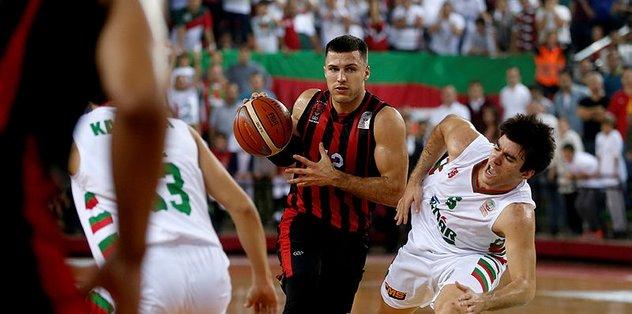Eskişehir Basket kaldığı yerden