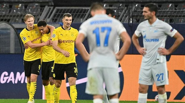 Borussia Dortmund 2-0 Zenit | MAÇ SONUCU #