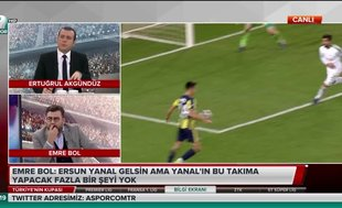 Emre Bol Fenerbahçe'nin teknik direktör planını açıkladı!