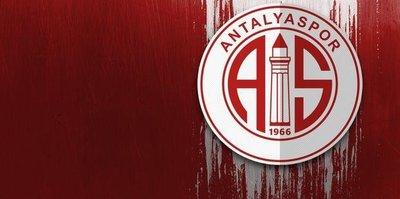 Antalyaspor'da milli sevinç