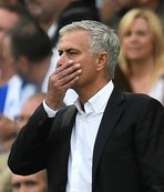 Mourinho sallantıda