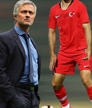 Jose Mourinho Zeki Çelik'i gözüne kestirdi! Yardımcısı onayladı