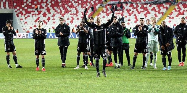 Beşiktaş'ın Devler Ligi ısrarı! İşte güncel puan durumu...