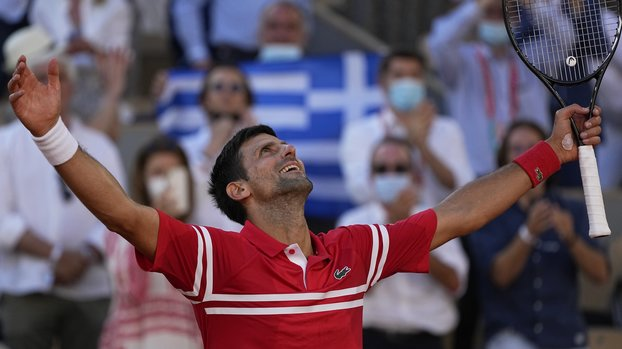 Fransa Açık'ta şampiyon Djokovic!