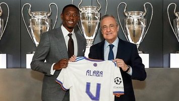 David Alaba resmen Real'de!