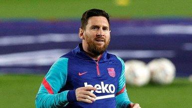 Messi'nin 2 şartı var
