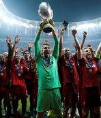 İngiliz basını Süper Kupa'yı yazdı: Farklı stat aynı hikaye