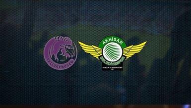 Keçiörengücü - Akhisarspor maçı ne zaman, saat kaçta ve hangi kanalda canlı yayınlanacak? | TFF 1. Lig