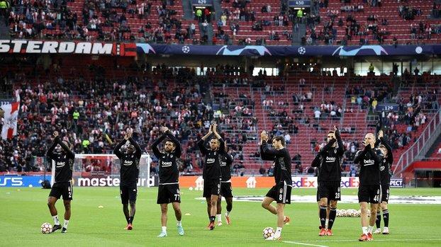 Beşiktaş Şampiyonlar Ligi'nde kaçıncı sırada? C Grubu puan durumu