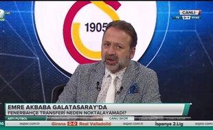 """Zeki Uzundurukan: """"Emre Akbaba için Alanyaspor'dan Fenerbahçe'ye teklif gitti"""""""