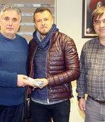 Kazandığı tazminatı Bayrampaşaspor'a bağışladı