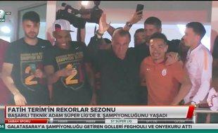 Fatih Terim'in rekorlar sezonu