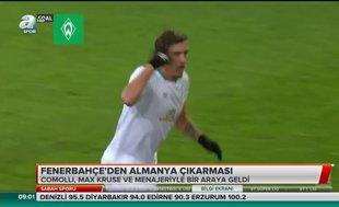 Fenerbahçe'den Almanya çıkartması