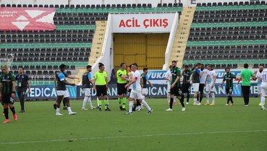 Son dakika spor haberi: Denizlispor'un Süper Lig macerası kısa sürdü