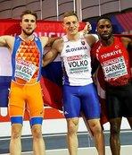Avrupa Salon Atletizm Şampiyonası'nda 20. sırayı aldık