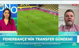 Volkan Demir: Fenerbahçe'de Hasan Ali Kaldırım'la yollar ayrılacak