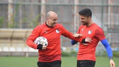 Erzurum'da 3 futbolcu kadro dışı