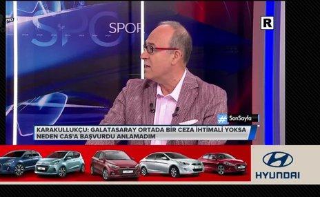 """""""Galatasaray yönetiminin CAS'a başvurmasını anlamış değilim"""""""