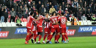 Sivasspor 2-0 Konyaspor | MAÇ SONUCU