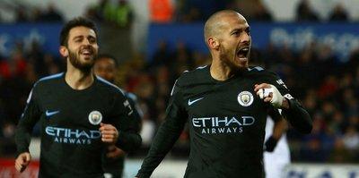 City'den Premier Lig'de 15 maçlık galibiyet serisi