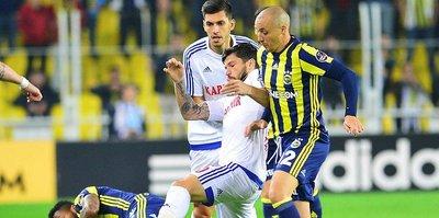 Fenerbahçe ile Karabükspor 19. randevuda
