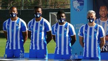 Erzurumspor'da imza şov! 9 yeni transfer...