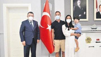 """Trabzon benim ikinci vatanım"""