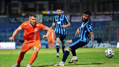 Adana Demirspor 0-0 Adanaspor | MAÇ SONUCU