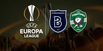 Başakşehir Ludogorets maçı ne zaman, hangi kanalda?
