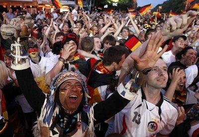 Almanya-Gana