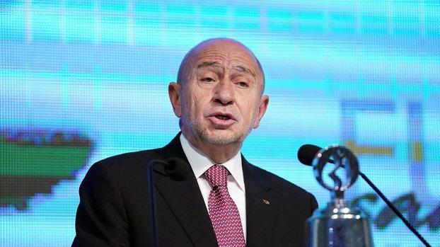 TFF Başkanı Nihat Özdemir'den seyirci açıklaması! #