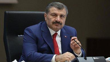 Sağlık Bakanı Fahrettin Koca güncel corona virüsü rakamlarını açıkladı (15 Eylül)