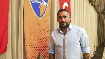 İskenderunspor'da Ümit Karan'ın hedefi şampiyonluk!